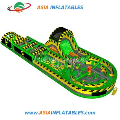 China Inflatable Theme Park Inflatable Trampoline Park Bounce Indoor Inflatable Park