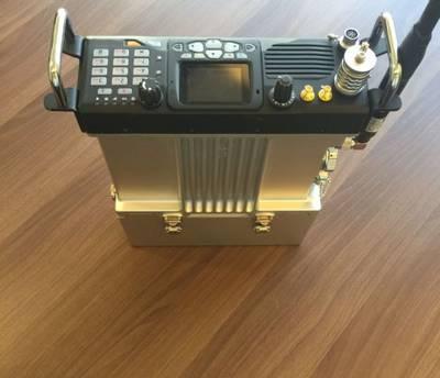 China Mobile Radio Low VHF Radio Military Mobile Radio