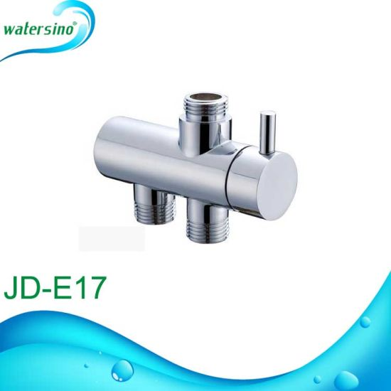 China Shower Valve Diverter Valve Brass Steel Valve