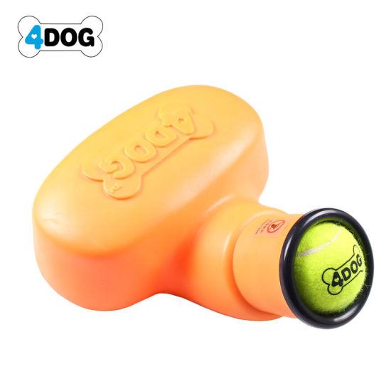 China Tennis Ball Shooting Machine Automatic Dog Ball Automatic Tennis Ball Thrower
