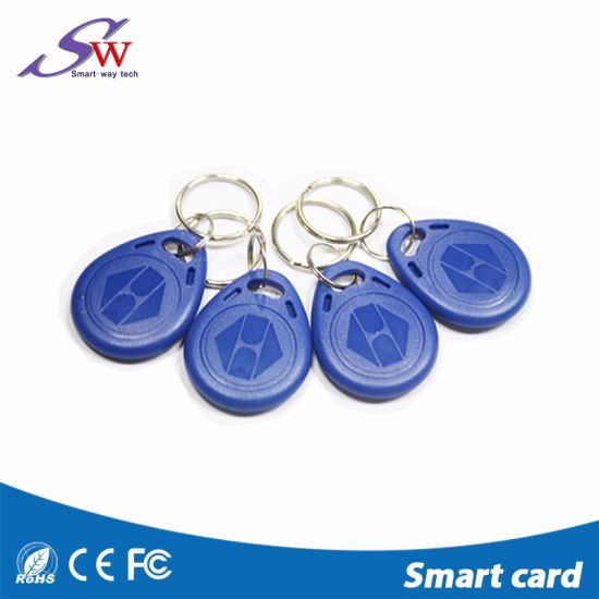 China RFID Keyfob ID Card ID Keyfob