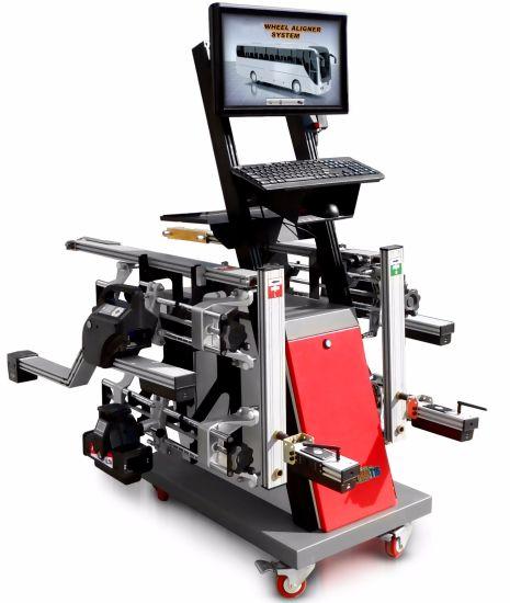 Wheel Alignment Machine >> China 4 Wheel Alignment Machine Four Wheel Aligner Ccd Wheel Aligner