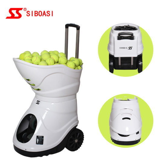 China Tennis Training Machine Not Lobster Ball Machine Tennis Twist Ball Machine