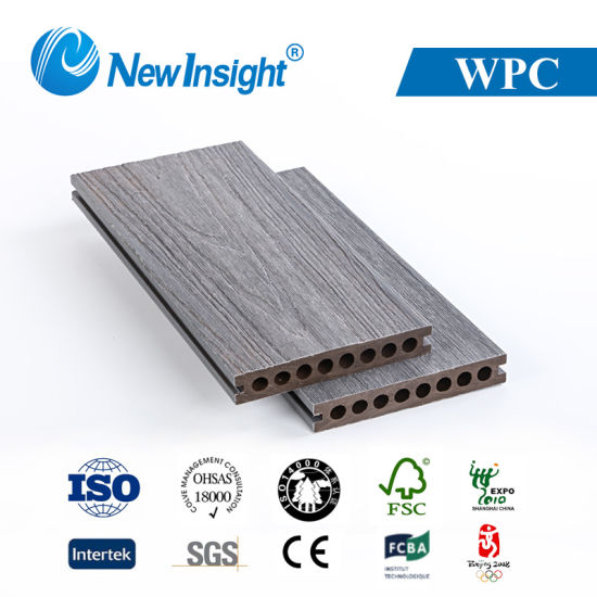 China Wood Plastic Composite Wood Plastic Composite Decking WPC
