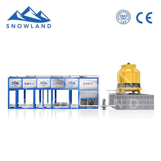 China Direct Cooling Ice Block Machine Ice Maker Machine Block Ice Making Machines