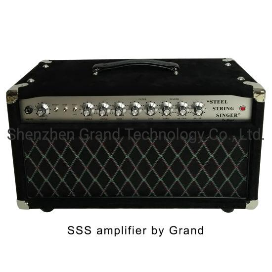 China Guitar Amplifier Steel String Singer Amplifier Tube Guitar AMP Kit