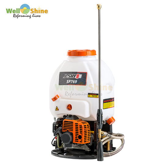 China Sprayer Gasoline Power Sprayer
