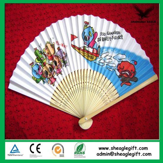 China Japan Fan Prmotional Japan Fan Bamboo Japan Fan