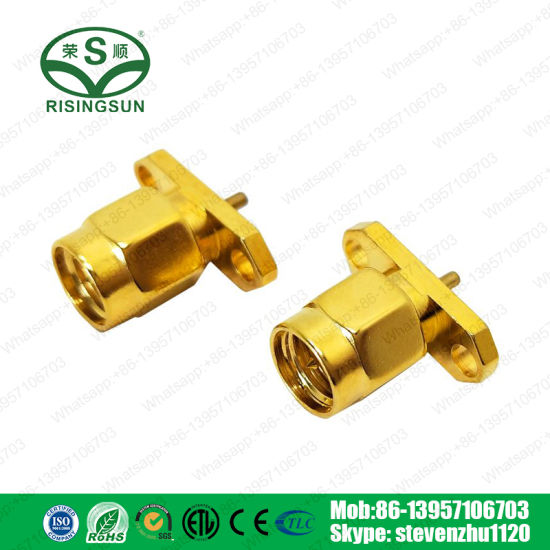 USA-CA RG400 N MALE ANGLE to MINI UHF MALE Coaxial RF Pigtail Cable