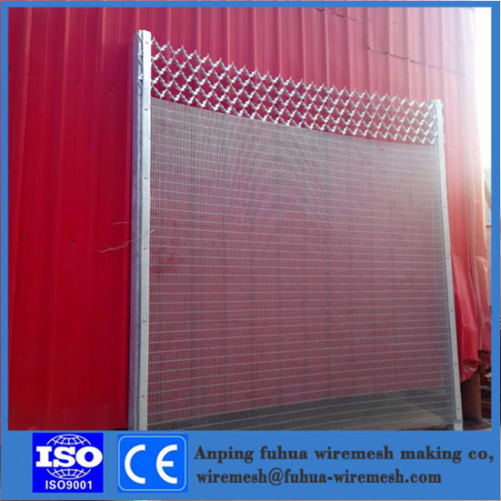 China Expanded Mesh Wire Mesh Razor Wire