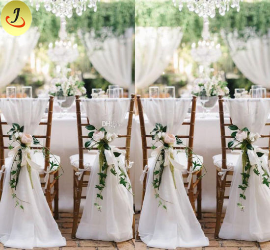 China Polyester Chair Covers Wedding Chair Cover Party Chair
