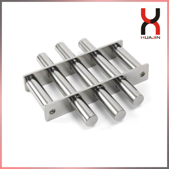 China Magnetic Filter Magnet for Plastic Strong Rare Earth Magnet