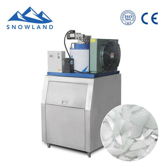 China Flake Ice Maker Commerce Flake Ice Machine Flake Ice Machine