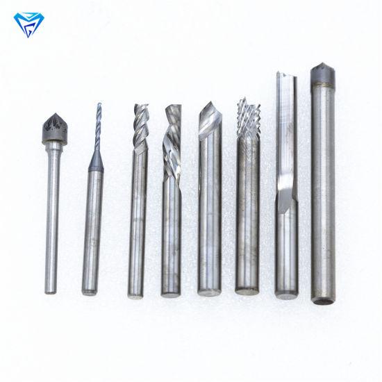 Burr Cut Rotary Tool Set Milling Cutter HSS Steel Tungsten Carbide Drill Bits