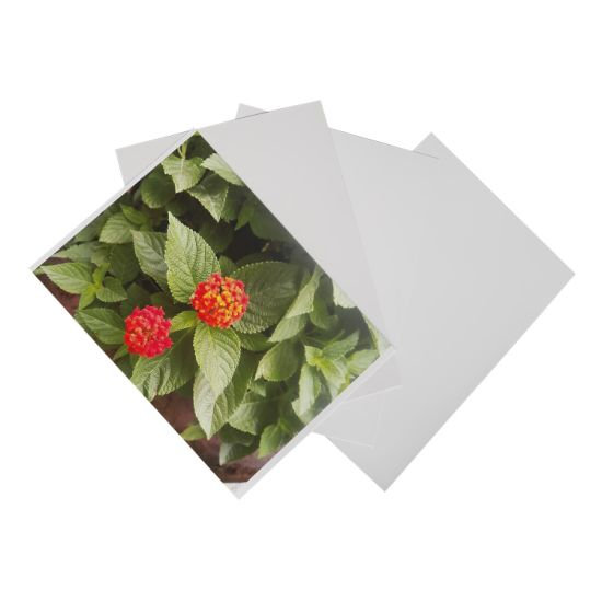 This is an image of Printable Plastic Sheets inside printing