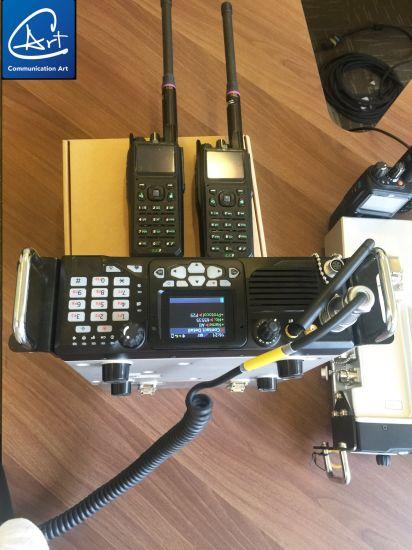 China Digital Handheld Radio Digital Two Way Radio Low VHF Interphone pictures & photos