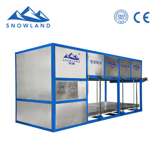 China Ce Approved 10 Tons Full Automatic China Block Ice Machine China Ice Block Machine China Ice M pictures & photos