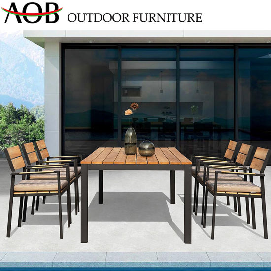 Wood Outdoor Furniture Dining Garden /& Patio Furniture Sets Table and Chairs Set