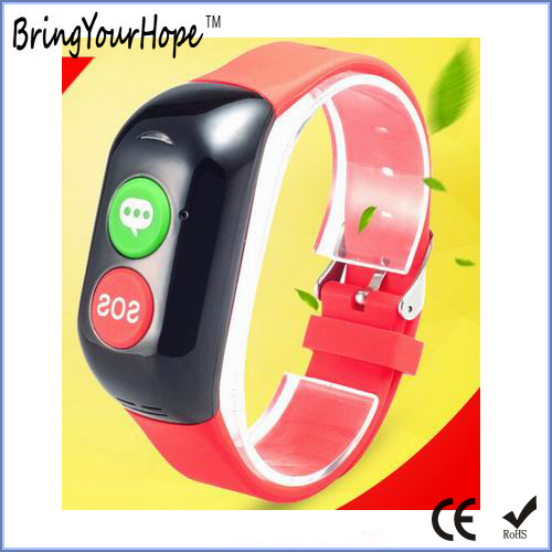 China Smart Bracelet Sos Smart Bracelet GPS Bracelet pictures & photos