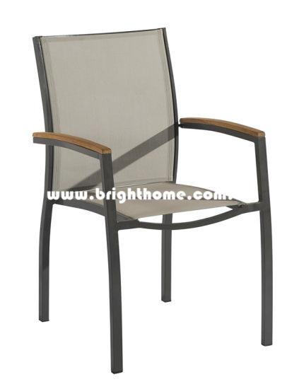 China Textilene Chair Aluminum Chair Outdoor Chair