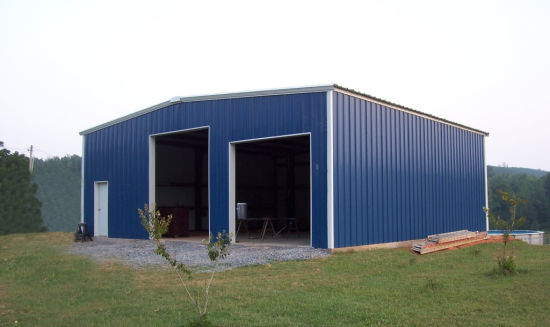 China Steel Structure Warehouse Steel Structure Shed Prefabricated Building pictures & photos