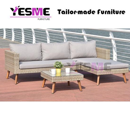 Awesome China Stackable Outdoor Outdoor Sectional Sofa Resort Furniture Inzonedesignstudio Interior Chair Design Inzonedesignstudiocom