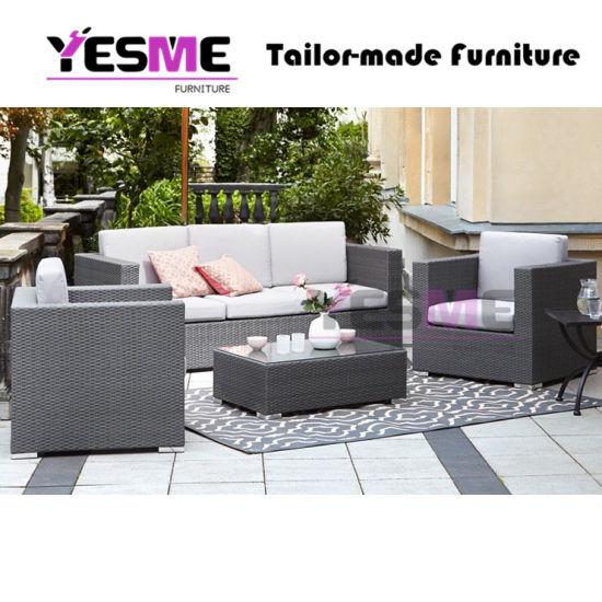 Miraculous China Stackable Outdoor Outdoor Sectional Sofa Resort Furniture Inzonedesignstudio Interior Chair Design Inzonedesignstudiocom