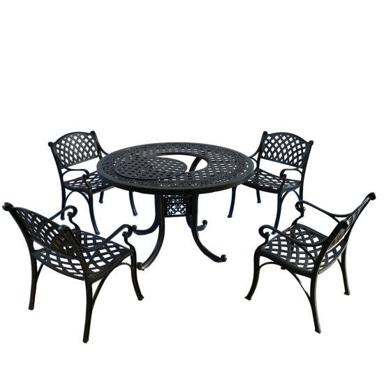 Enjoyable China Outdoor Garden Armchair Patio Furniture Aluminium Tables Chairs Forskolin Free Trial Chair Design Images Forskolin Free Trialorg
