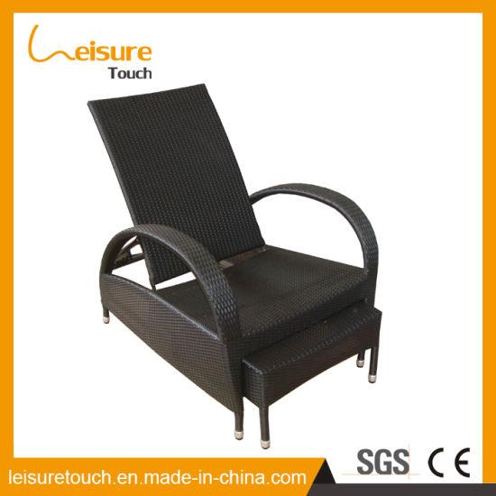 China Deck Chair Functional Deck Chair Rattan Chair