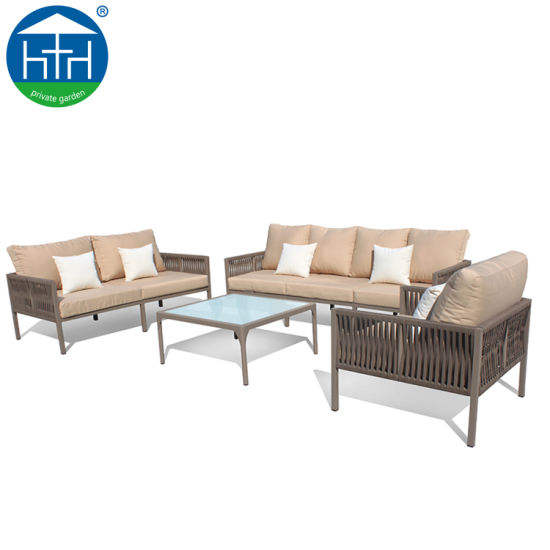 China Garden Sofa Lounge Rope Sofa Lounge Patio Sofa Lounge