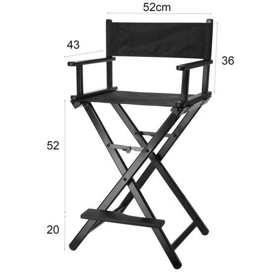 Cool China Folding Director Chair Director Chair Black Aluminum Director Chair Uwap Interior Chair Design Uwaporg