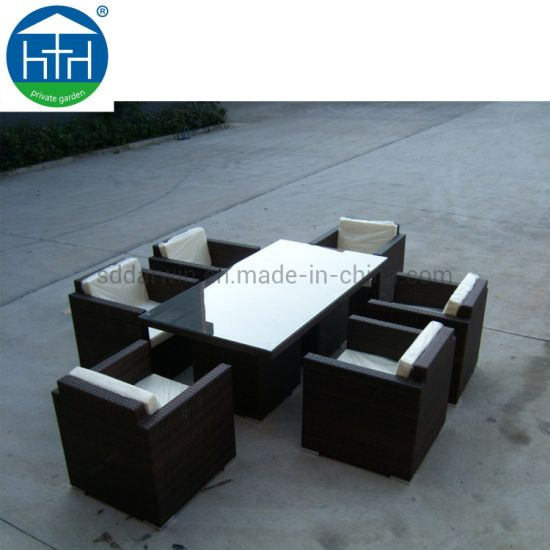 Amazing China Patio Outdoor Furniture Bench Rattan Dining Set Rattan Balcony Chair Pabps2019 Chair Design Images Pabps2019Com