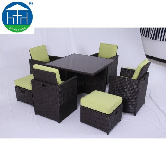 Fine China Garden Rattan Table Outdoor Dining Set Restaurant Table Chair Home Interior And Landscaping Ologienasavecom