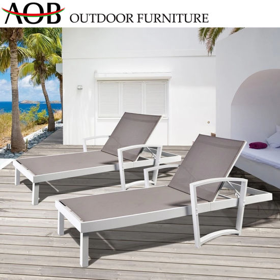 Magnificent China Outdoor Garden Furniture Rattan Wicker Beach Chaise Lounge Chair Sunbed Chinese Furniture Chin Alphanode Cool Chair Designs And Ideas Alphanodeonline