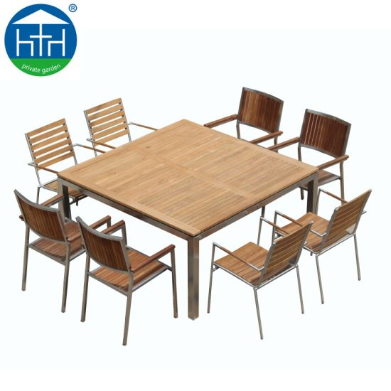 Surprising China Restaurant Teakwood Table Commercial Dining Set Stainless Steel Table Forskolin Free Trial Chair Design Images Forskolin Free Trialorg