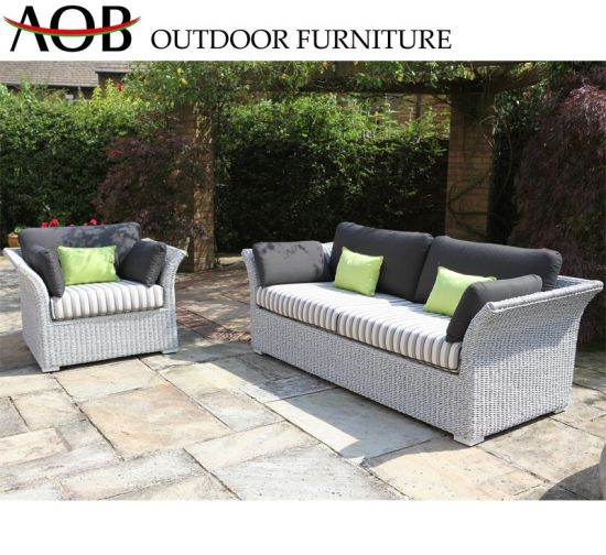 China Chinese Modern Outdoor Garden Home Deck Leisure Patio Modular Lounge  Set Functional Sofa Furni