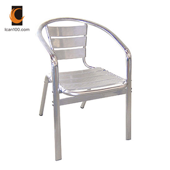 China Aluminum Chair Outdoor Chair Restaurant Chair