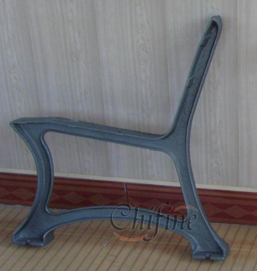 Groovy China Oem Madrid Ductile Iron Casting Bench Leg For Garden Furniture Uwap Interior Chair Design Uwaporg