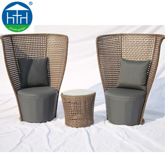 Admirable China Private High Back Wrapped Sofa Rattan Furniture With Cushion Pillow Lamtechconsult Wood Chair Design Ideas Lamtechconsultcom