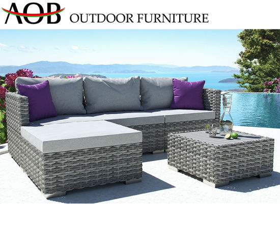Astonishing China Modern Outdoor Furniture Garden Dining Room Rattan Wicker Sofa Set With Back Pillow Pdpeps Interior Chair Design Pdpepsorg