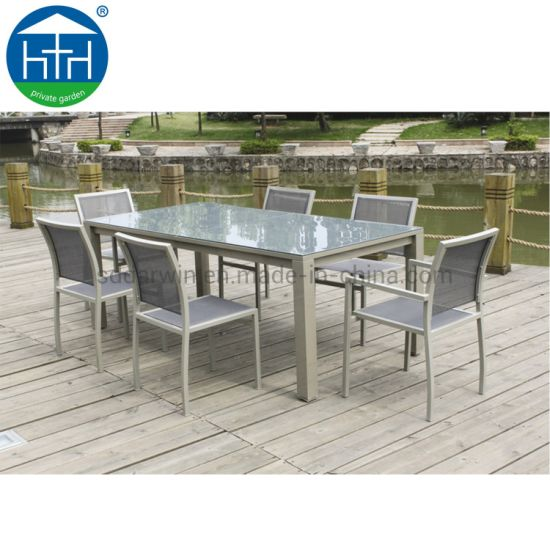 Peachy China Modern Elegant Restaurant Table Chair Garden Rattan Wicker Patio Furniture Discount Outdoor Di Home Interior And Landscaping Fragforummapetitesourisinfo