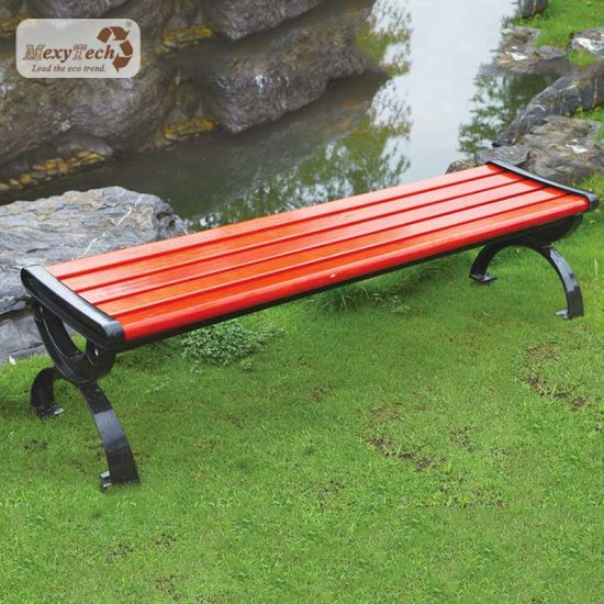 Phenomenal China Waterproof Park Seating Long Backless 3 Seat Wooden Bench Beatyapartments Chair Design Images Beatyapartmentscom