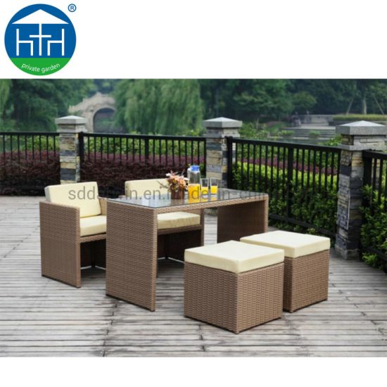 Swell China Luxury Hotel Pe Rattan Wicker Garden Furniture Sets Sofa Dining Table Chairs Home Interior And Landscaping Ologienasavecom