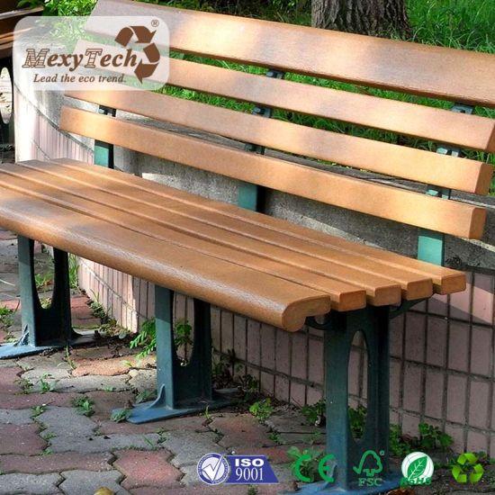 Amazing China Wholesale 3 Foot Metal Legs Park Bench Garden Bench Wpc Outdoor Waiting Bench Uwap Interior Chair Design Uwaporg
