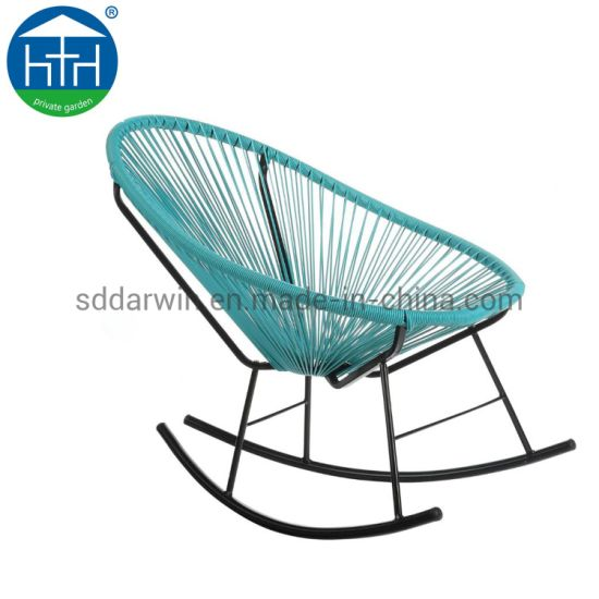 Magnificent China Colorful Pe Rattan Wicker Acapulco Chair With Steel Leg For Outdoor Furniture Camellatalisay Diy Chair Ideas Camellatalisaycom