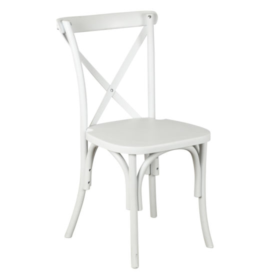Fine China Dining Furniture Resin Plastic Cross Back Chair Squirreltailoven Fun Painted Chair Ideas Images Squirreltailovenorg