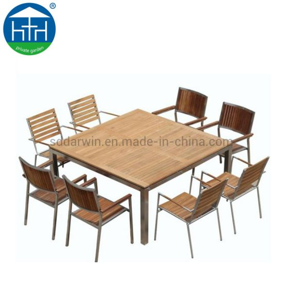 Admirable China Popular Rattan Garden Wicker Polywood Outdoor Patio Garden Table Chairs Pdpeps Interior Chair Design Pdpepsorg