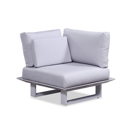 China Outdoor Lying Bed Sectionals Patio Garden Corner Sofa Furniture