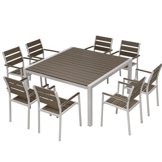Strange China Hotel Patio Dining Room 8 Chairs Dining Table Set Modern Andrewgaddart Wooden Chair Designs For Living Room Andrewgaddartcom