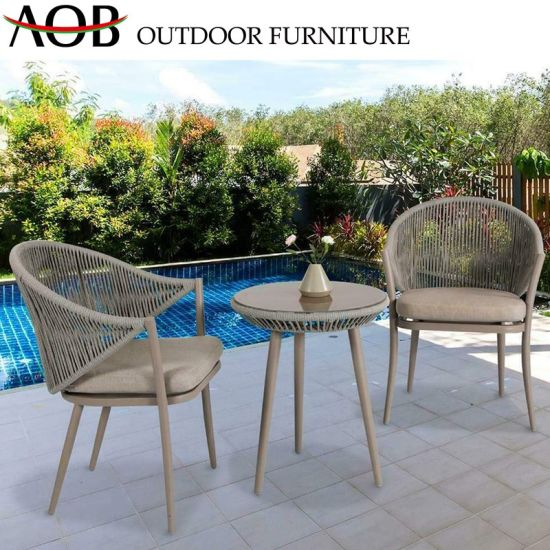 Incredible China Contemporary Outdoor Garden Balcony Deck Balcony Sets Rattan Wicker Luxury Table Chair Furnitu Caraccident5 Cool Chair Designs And Ideas Caraccident5Info